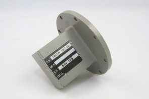 IWCA-187-N WAVEGUIDE COAXIAL ADAPTER WR-187 TO N TYPE F
