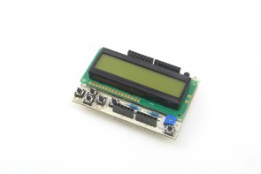 LinkSprite 16X2 LCD Keypad Shield for Arduino