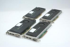 4 X HP NVIDIA Quadro FX4000 2GB Video card DVI-I Display Port 608533-003  #2