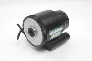 Cosmicar C6Z1218M2ES-2 ES Zoom Lens 12.5 - 75 MM 1:1.8