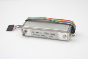 HP/Agilent 33321-60026 DC-3GHz 70dB 5V Programmable Step Attenuator