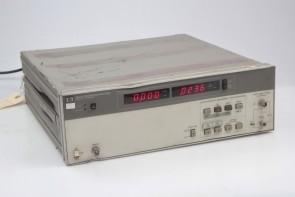 HP/Agilent 8903E Distortion Analyzer 20Hz to 100kHz