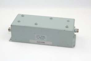 LOW PASS FILTER 76 MHz  40002A10700 N TYPE (F)