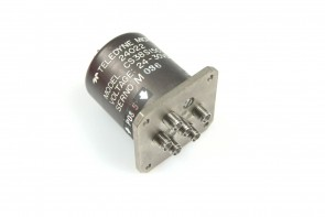 Teledyne microwave 24022 CS38S15C 24-30vdc coaxial switch