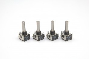 LOT OF 4 HP Encoder Potentiometer HRPG-ASCA #19F 99 49