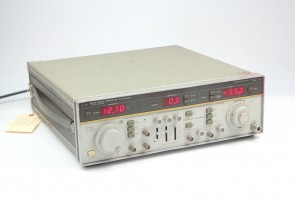 HP 8684D Signal Generator (works up to 12.7 GHz)