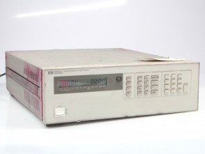HP 6624A Quad Output System DC Power Supply #2