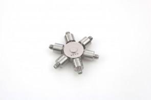 Microlab/FXR DD-A05 Resistive Power Divider/Combiner