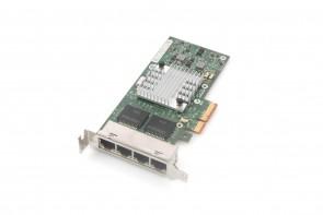 Intel IBM 49Y4242 4-Port PCI-E Gigabit Network Ethernet Server Adapter Card Low Profile
