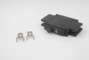 LOT OF 5 SQUARE QOU-110 CIRCUIT BREAKER 10 AMP 120/240V