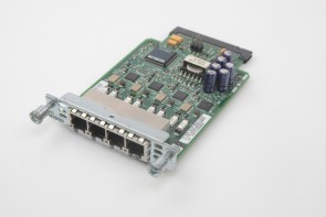 Cisco VIC-4FXS/DID Analog Voice Interface Card Module 73-6918-02