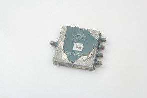 Narda 4321-4 4-Way Power Divider 0.5 to 2.0 GHz