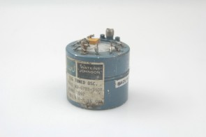 Watkins Johnson YIG Tuned Oscillator WJ-6703-350F FREQ 4.0-8.16 GHz
