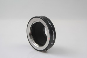 Hama C ADAPTOR MD/C-Mount Adapter for Nikon