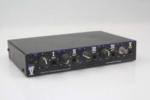 ART 5 Five-Channel Headphone Mixer/Amplifier Head AMP #1