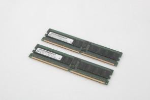 LOT OF 2 Sun 371-4803-01 Hynix Brand 8GB PC2-5300P DIMMs ECC