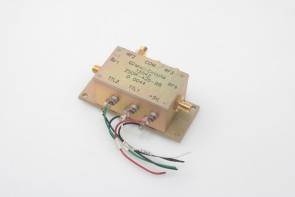 MINI-CIRCUITS ZSDR-425-BB Coaxial Switch 50W SP4T Pin Diode,Reflective TTL Driver 10-2500 MHz