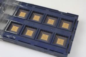 Lot of 8 Motorola MC68302RC20C Integrated Multiprotocol Processor