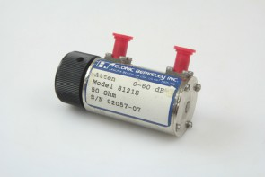 Telonic 8121S DC to 2 GHz, 0 to 60dB, 50ohm, Variable Rotary Attenuator