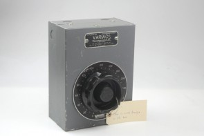General Radio Company Type W20HM Variac Variable Autotransformer 0-280V 8AMPS