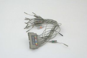 Lot HP Logic Analyzer Cables