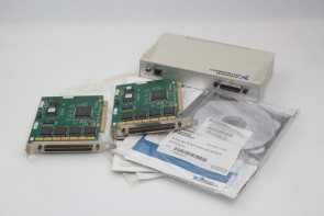 NI Ethernet Controller GPIB-ENET/100 186852G-01 W/ 2PCS 182920F-01 & MORE