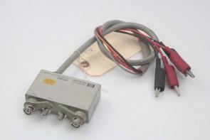 HP - Agilent - Keysight 16089D Alligator Clip Lead (4 Clips)