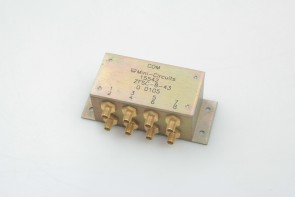 MINI CIRCUITS ZFSC-8-43 8-way power splitter/combiner SMA 10-1000MHz