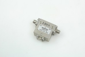 ALCATEL 40B73-01 5.85-14.5GHz SMA RF RF Microwave Coaxial Isolator