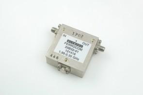 Alcatel 20B32-01 1.9-2.35GHz SMA RF RF Microwave Coaxial Isolator