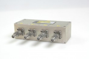 POWER DIVIDER MW12930S5 WITH 4PCS 2082-6241-06 6db