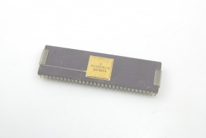 LOT OF 2 MOTOROLA MC68000L12 MICROPROCESSOR