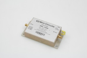 Mini-Circuits ZRL-1200 650-1200 MHz,50 Ohm, Low Noise Amplifier used