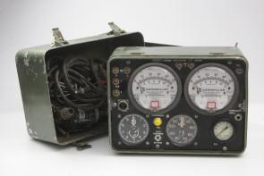 Vintage Caterpillar 4S6553 Engine Evaluation Test Group analyzer