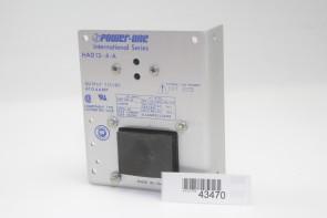 CONDOR HAD12-0.4-A POWER SUPPLY 12V, 0.4A