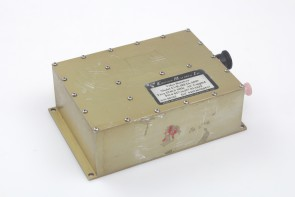EMHISER RESEARCH VIDEO RECEIVER EVR-48E3A-S009 2540.0MHz AC COUPLED
