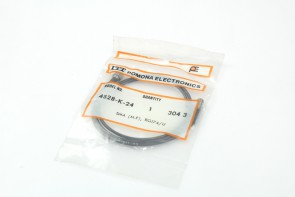 Lot of 14 ITT Pomona 4828-k-24 SMA M to SMA F,RG174/U CABLE