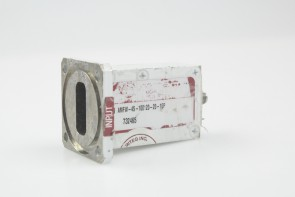 Miteq AMFW-4S-100120-20-10P LOW-NOISE AMPLIFIER Ku-BAND WAVEGUIDE 10?12 GHz