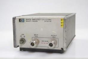 HP 8447B - OPTION 010  AMPLIFIER  0.4 - 1.3 GHz