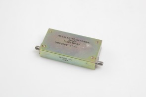 Teledyne Microwave T-2S64U-60  Coaxial Isolator  2 to 4 GHz 40 Db