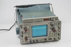 Tektronix 475A 2-Channel 250MHz Analog Oscilloscope W/ DM 44#2