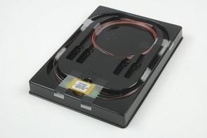 Sercalo Microtech Dual VOA Variable Optical Attenuator ~1550nm VA20F9T1216 Fiber