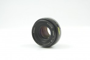 Nikon Nikkor 50mm 1:1.8 parts