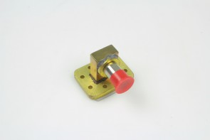 WAVEGUIDE ADAPTER W90 N TYPE (F)