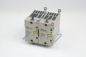 2 Omron Solid State Relay G3Pa-420B 20A