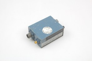 Watkins Johnson WJ Low Noise Solid State Amplifier 1-2GHz WJ-737-322SP1 115VAC