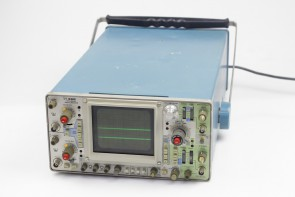 Tektronix 466 100MHz Dual-Trace CRT Storage Oscilloscope
