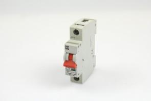LOT OF 11 F&G L7-10/1/C Circuit Breaker, 230-400V