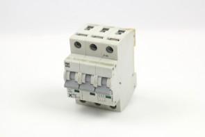 F&G L7-16/3/C Circuit Breaker, 400V 16A