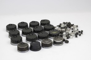 LOT OF MIX ICOM  Front panel Knobs  IC-R71E,IC-R7000,IC-R7100